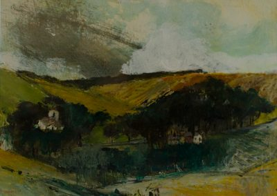 Upper Slaughter in the Cotswolds (SOLD)