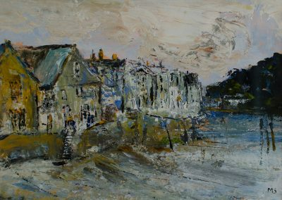 Fowey in Cornwall (3) Mandy Selhurst Artist
